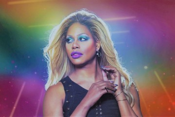 Laverne Cox: Bright Star and Transgender Activist