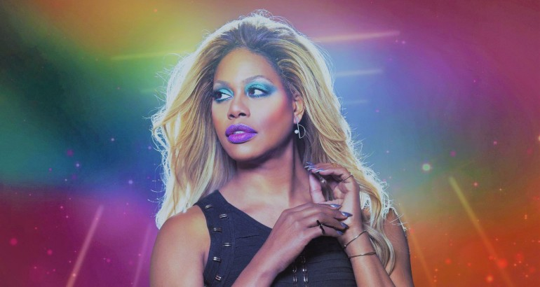 Laverne Cox - Bright Star and Transgender Activist